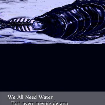 We All Need Water – Romania
