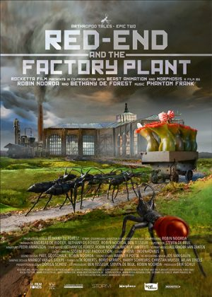 Red-End and the Factory Plant – The Netherlands/Belgium