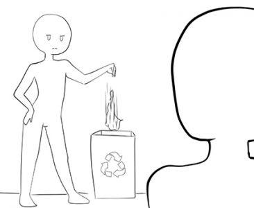 Eco la minut – animatie