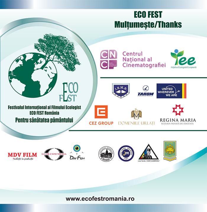 Sponsorii EcoFest 2018